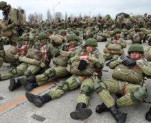Россия объявила оботводе войск отграницы сУкраиной