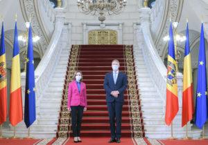Санду встретилась в Бухаресте с Йоханнисом. О чем они говорили?