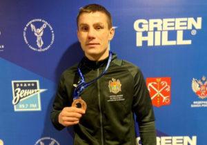 Молдавский боксер завоевал бронзу намеждународном турнире в Санкт-Петербурге