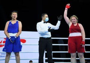 Спортсменка изМолдовы стала вице-чемпионкой мира побоксу среди молодежи