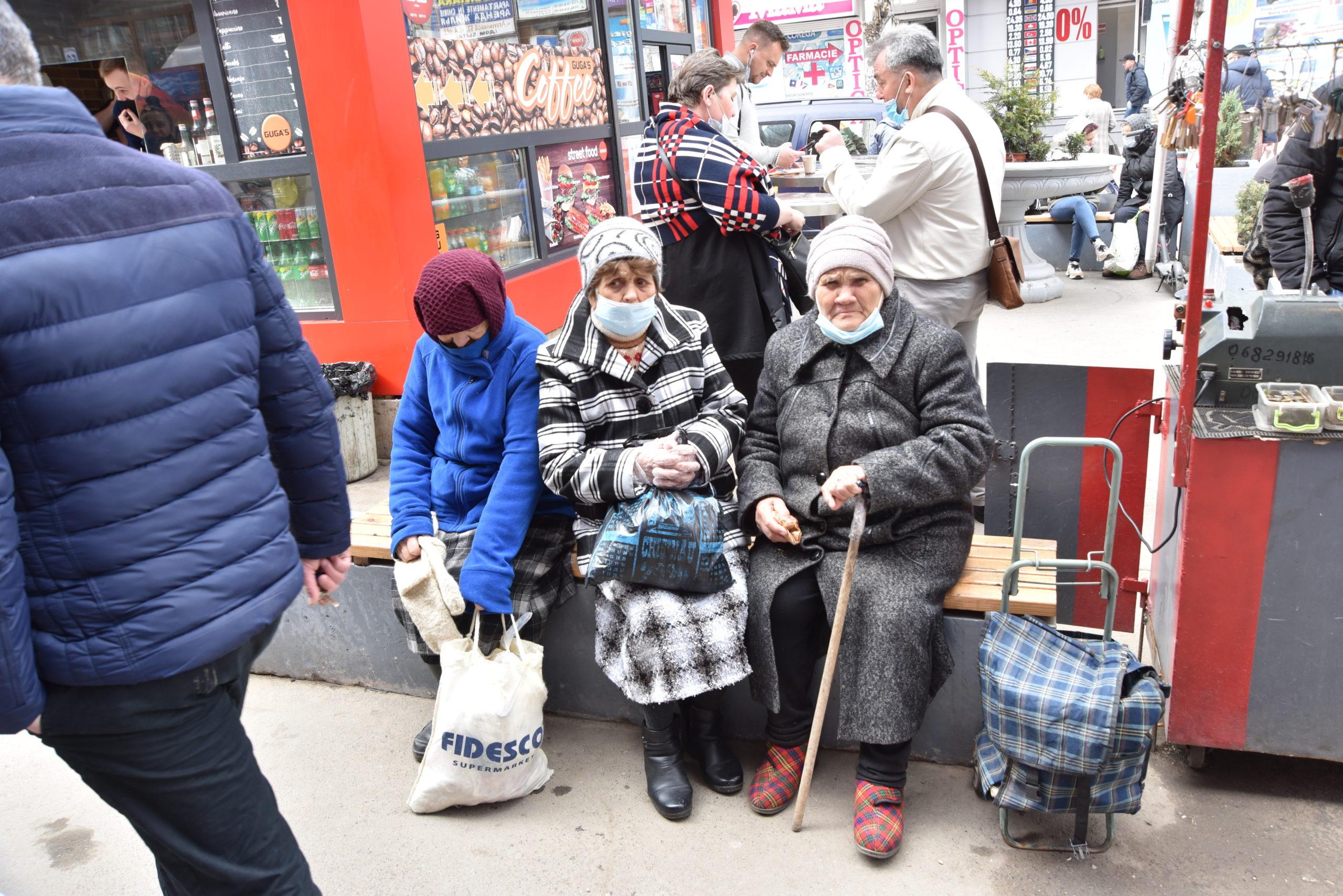 Chișinăul după o săptămână de stare de urgență. Fotoreportaj NM