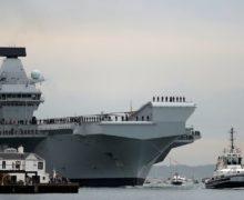 Anglia va trimite un distrugător şi o fregată antisubmarin în Marea Neagră, în contextul tensiunilor din estul Ucrainei