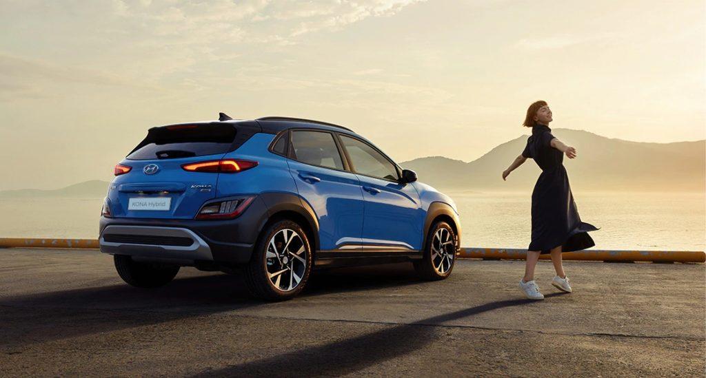В Молдове стартуют продажи нового Hyundai Kona Hybrid