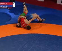 Борец изМолдовы завоевал бронзу начемпионате Европы