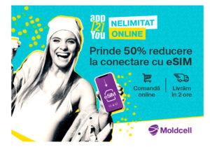 app2You и eSIM дарят вам безлимит онлайн со скидкой 50%