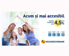 Ofertă specială de la Moldindconbank! Propria locuință cu un credit ipotecar de la doar 4,5% anual