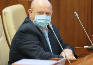 Proces penal, privind numirea lui Boris Lupașcu în funcția de judecător la CCM, în aprilie 2021