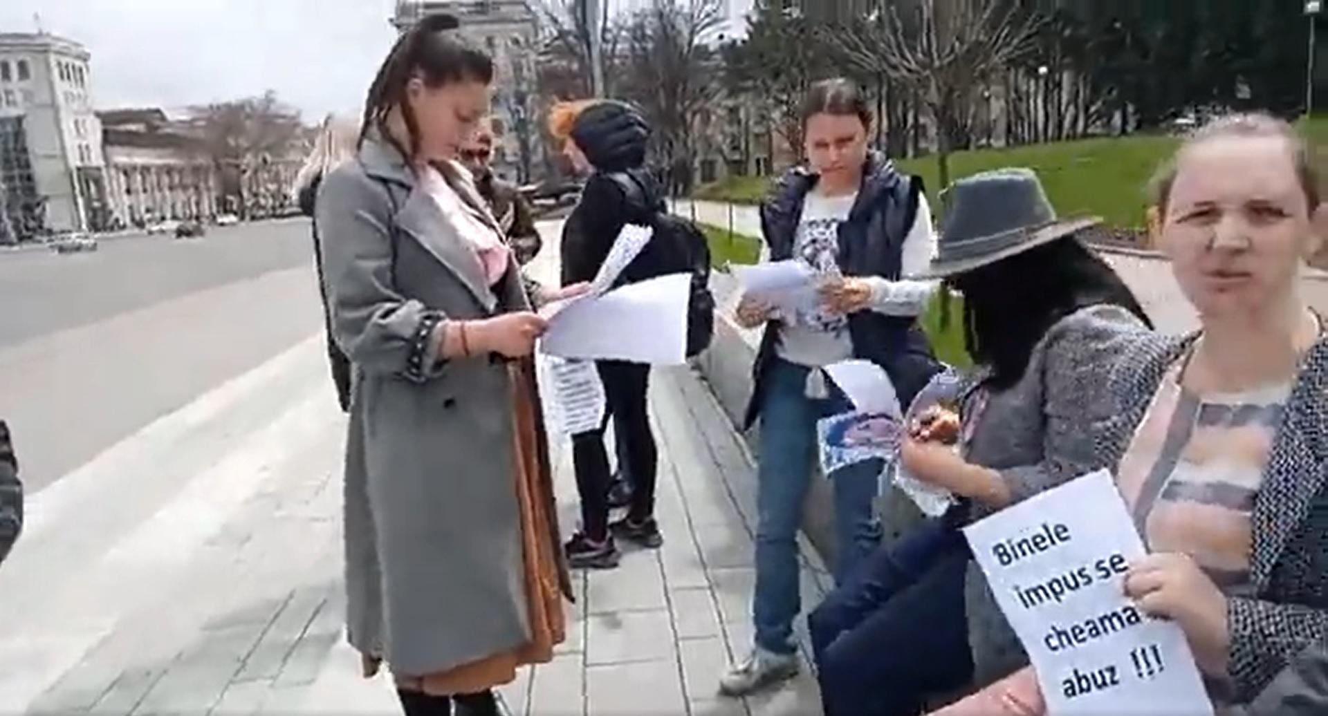 Protest în PMAN împotriva restricțiilor impuse de autorități