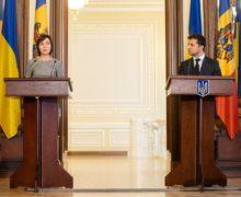 Maia Sandu a încercat de două ori să-l contacteze pe Zelensky din cauza răpirii lui Ceaus. NM a aflat despre memoriul Moldovei pentru Ucraina