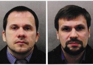 Doi presupuși agenți ruși, anunțați în căutare internațională. Unul dintre ei a prezentat un pașaport moldovenesc
