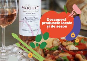 «Открой для себя местные сезонные продукты» — кампания Château Vartely