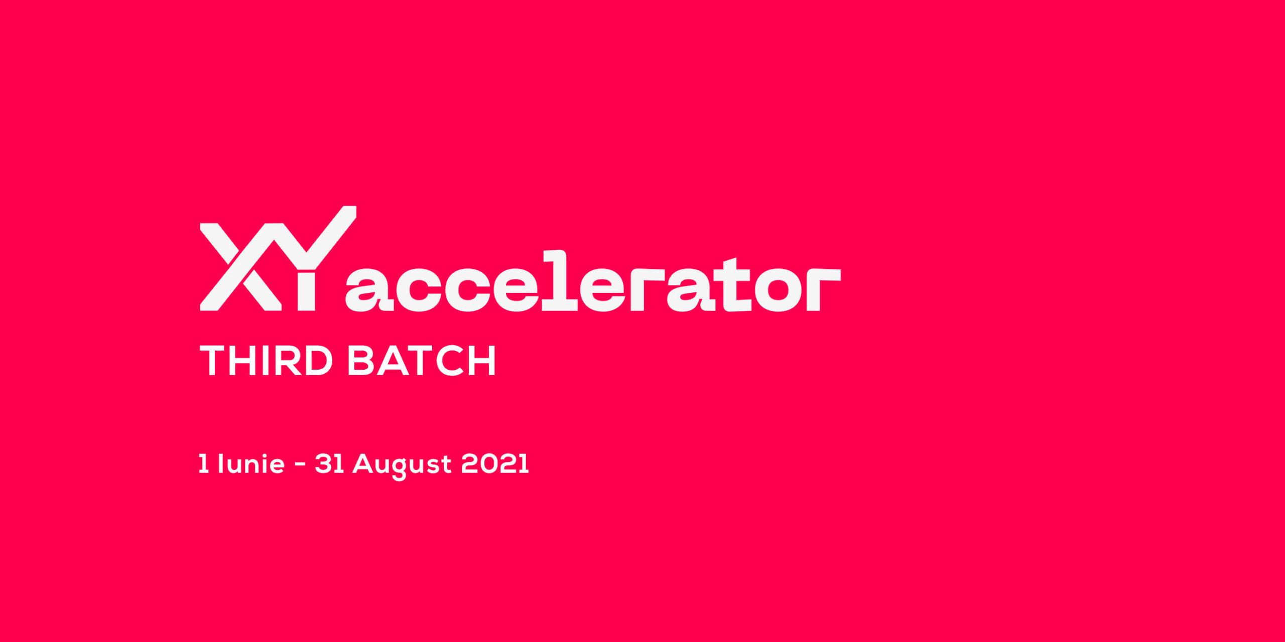 Письмо студента и участника второго выпуска программы XY Accelerator