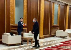 Ministrul Sănătății al României, amendat pentru nepurtarea măștii de protecție