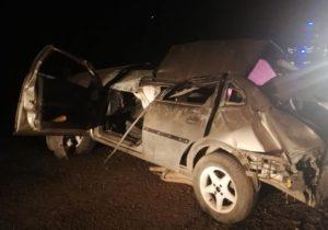 ВСорокском районе произошла авария. Один человек погиб