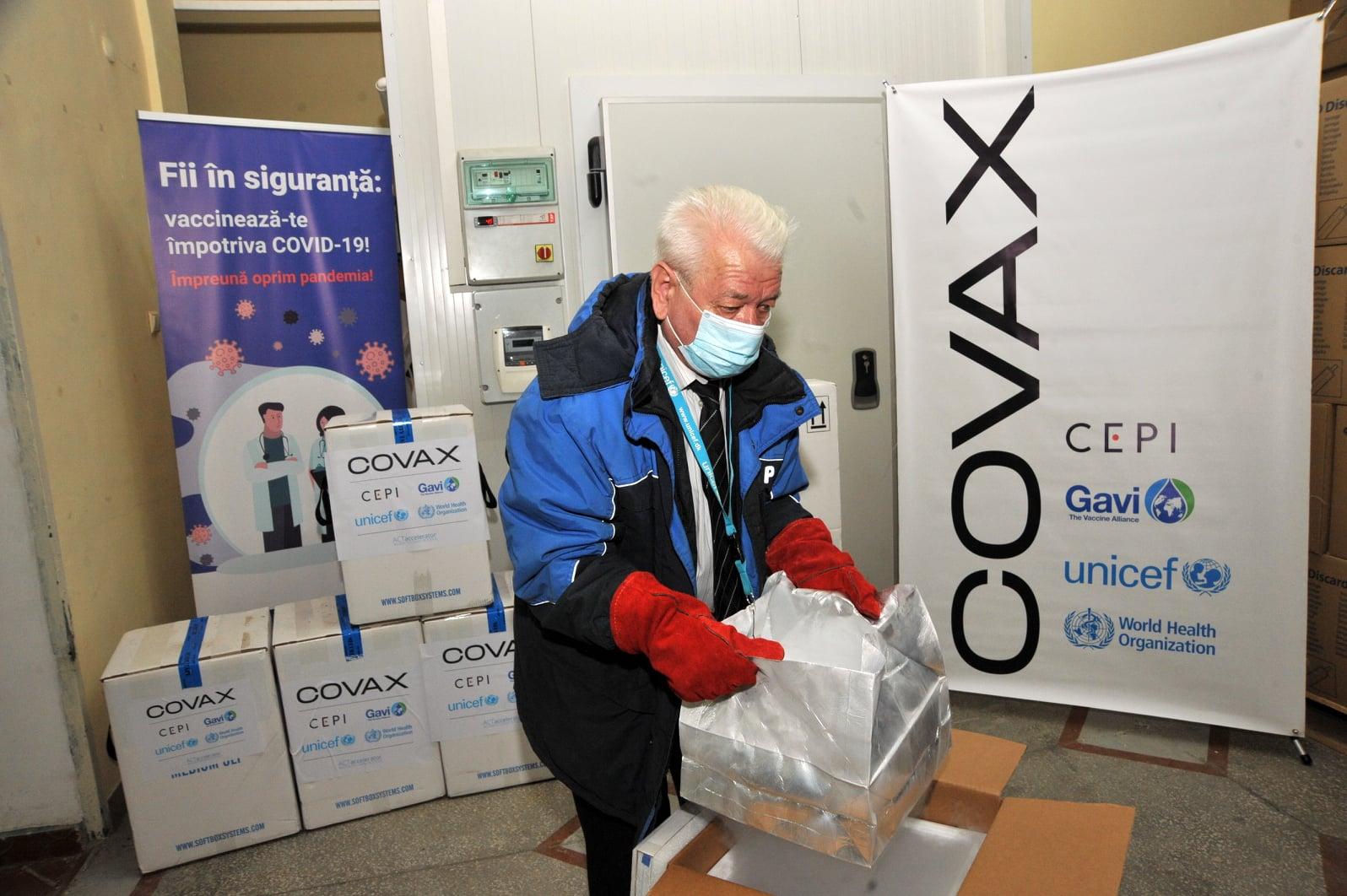 ВМолдову доставили более 50тыс. доз вакцины откоронавируса Pfizer (ФОТО)