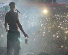 Моргенштерн выступил в Кишиневе. Фанаты послали его на х** (ВИДЕО 18+)