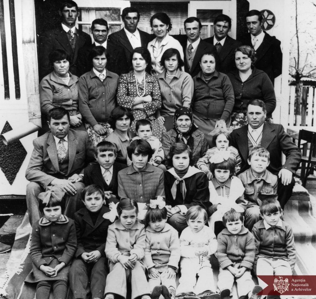 De Ziua Familiei, Agenția Națională a Arhivelor a publicat mai multe fotografii de colecție (FOTO)