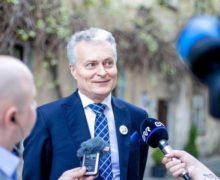 Pentru prima oară în ultimii șase ani, un președinte al Lituaniei va veni în Moldova