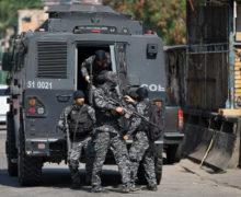 ВРио-де-Жанейро вперестрелке сполицией погибли 25человек