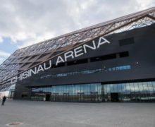 Chișinău Arena достроили, но работать она не может. Что случилось?