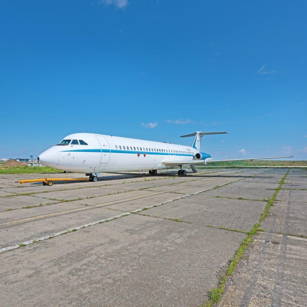 В Румынии выставят на продажу самолет Чаушеску (ФОТО)