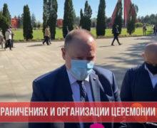 Чокой раскритиковал решение открыть кладбища вПоминальные дни в некоторых городах