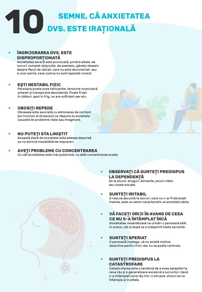 Cum să înțelegi că îngrijorarea ta este rațională – analizăm cu psihologul (+check list)