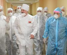 Лукашенко: ВБеларуси создали собственную вакцину откоронавируса