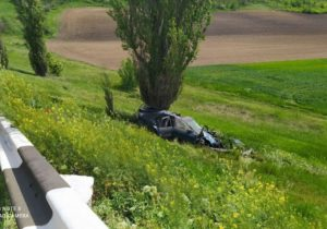Авария в Кагульском районе. Водитель погиб на месте (ФОТО)