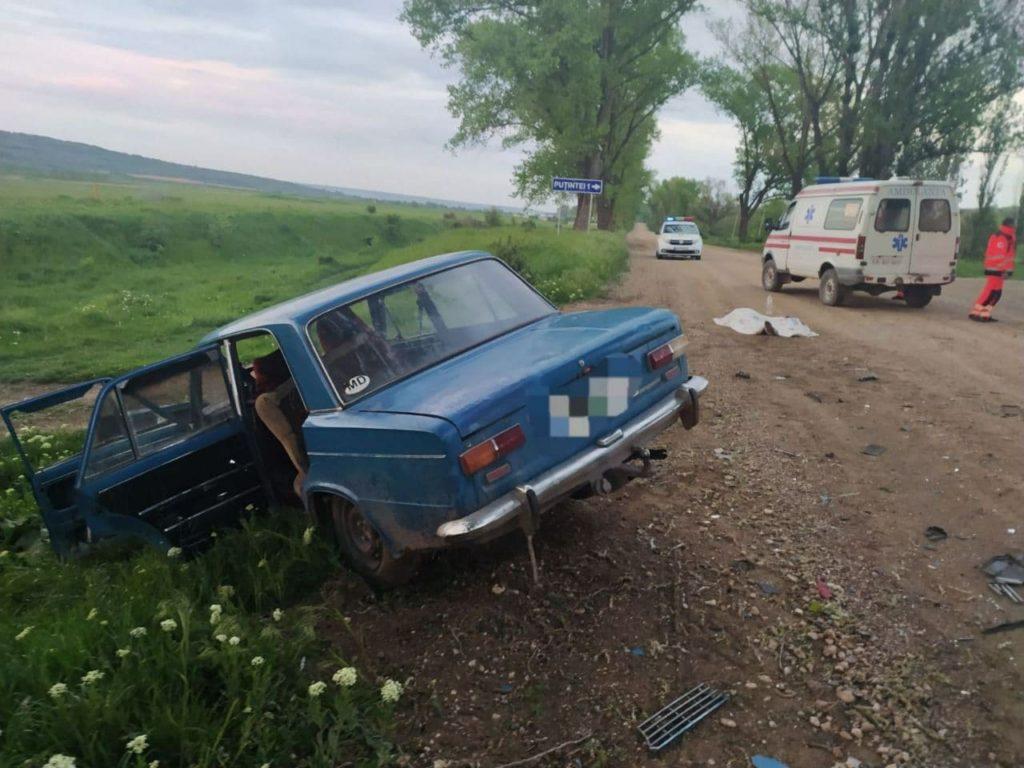 Detalii noi despre accidentul de la Orhei. Șoferul care a murit avea 23 de ani (FOTO)