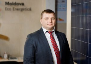 Александру Чудин, директор Агенства энергоэффективности:  «Достаточно посмотреть через Прут, чтобы понять перспективы возобновляемой энергетики, а ветер и солнце Прут не останавливает»