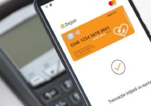 Up Moldova și Mastercard lanseazăportofelul digital pentru plățile contactless