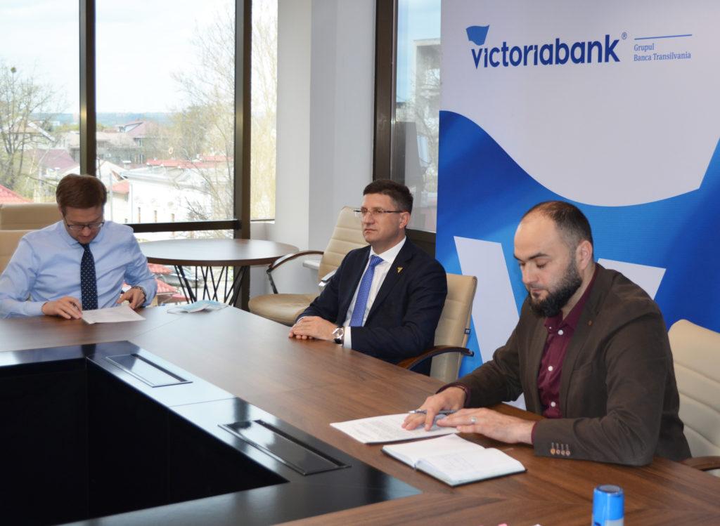 Victoriabank, primul intermediar financiar al primelor emisii de obligațiuni municipale