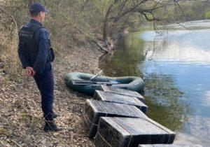 Пограничная полиция задержала партию контрабандных сигарет на 200 тыс. леев (ВИДЕО)