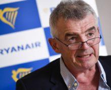 Глава Ryanair обвинил власти Беларуси внарушении международных правил гражданской авиации