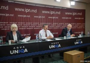 """Partidul """"Patrioții Moldovei"""" a propus desfășurarea unui referendum privind unirea țării cu Rusia"""