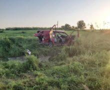 Авария натрассе Кишинев-Резены. Погиб пятилетний ребенок