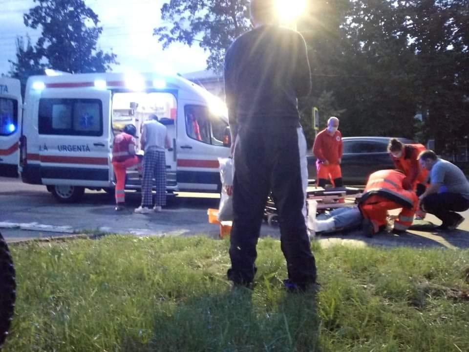 ВКишиневе автомобиль сбил подростка (ФОТО)