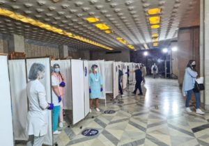 Ministerul Sănătății: 1.000.000 de doze de vaccin anti-COVID-19, administrate în Republica Moldova