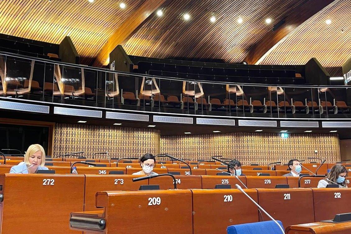 «30лет упущенных возможностей». Влах рассказала вСтрасбурге опроблемах Молдовы ио«хороших примерах ЕС»