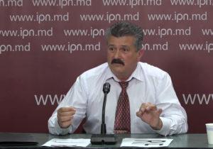 Партия «Патриоты Молдовы» предложила провести референдум оприсоединении Молдовы кРоссии