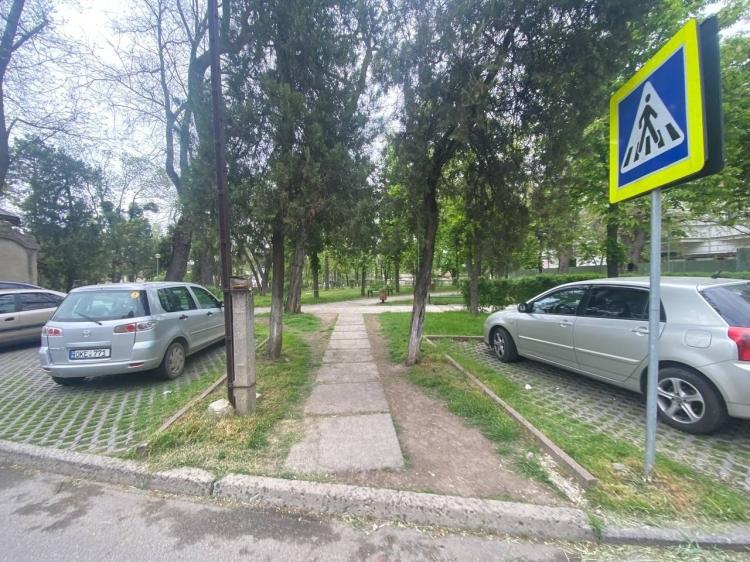 ВКишиневе благоустроят сквер Совета Европы (ФОТО)