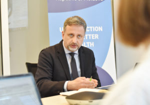 «Самый проблемный сегодня— именно югМолдовы». Глава ВОЗ вМолдове оходе вакцинации
