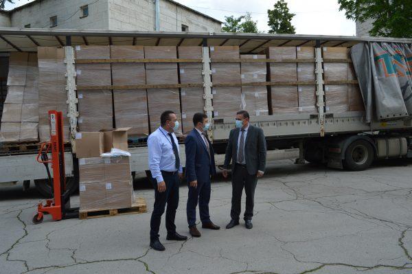 Молдова получила партию защитной экипировки для врачей на1,2 млн леев