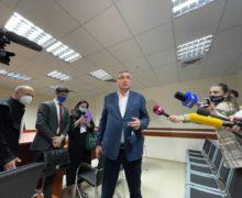 Usatîi susține că membrii CEC ar putea demisiona, pentru a bloca alegerile. Lebedinschi: Am fost amenințat