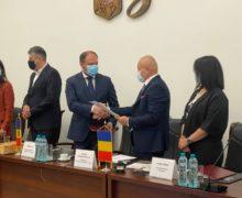 Кишинев иБузэу подписали соглашение осотрудничестве