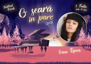 Irina Rimes va interpreta în premieră hit-urile proprii cu Orchestră Simfonică!