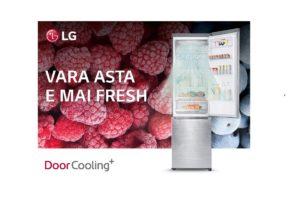 LG: Vara asta e mai fresh cu DoorCooling+