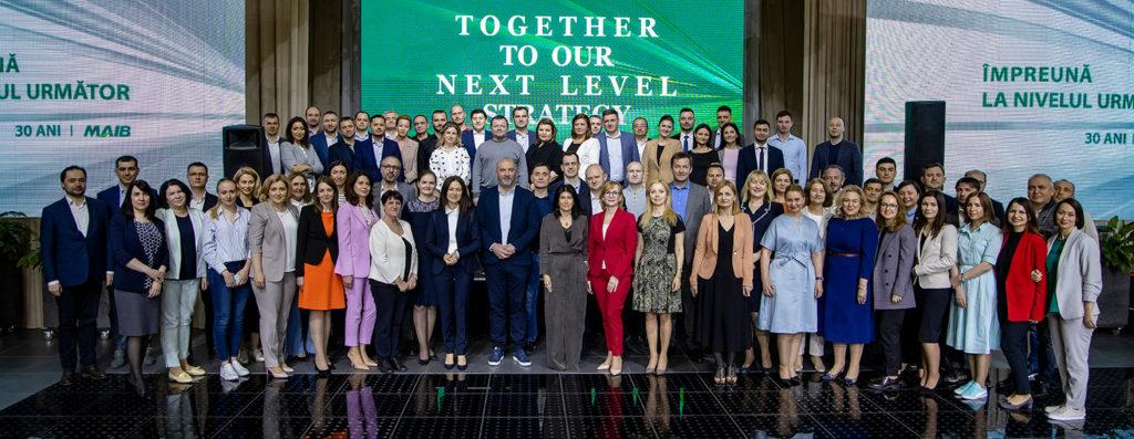 MAIB - Клиентоориентированная стратегияна следующий уровень