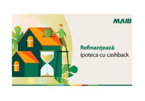 Refinanțează ipoteca cu cashback! Îți restituim cheltuielile pentru notar, ASP și evaluare gaj